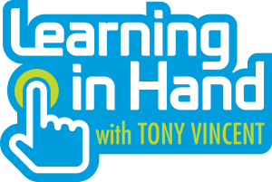 Afbeelding: Learning in Hand (Tony Vincent)