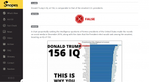 Factchecking